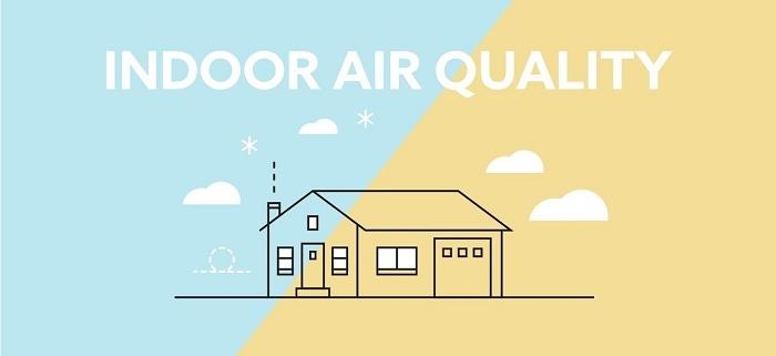 آلاینده های محیط های داخلی ساختمان