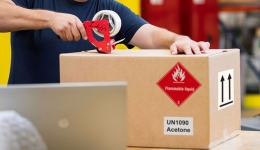 راهکارهای بسته بندی کالاهای خطرناک و مواد سمی