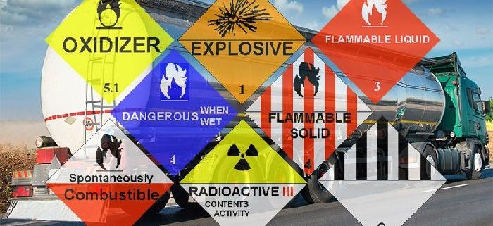 روش های ارزیابی ریسک حمل و نقل در انتقال مواد خطرناک