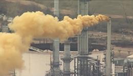 ارزیابی و مدل سازی رهایش گازهای سمی