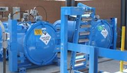بررسی امکان پیاده سازی طرح واکنش در شرایط اضطراری و ارائه یک برنامه ریزی استراتژیک در بخش سایت کلرزنی گازی