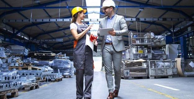 مدیریت ایمنی و روابط کار