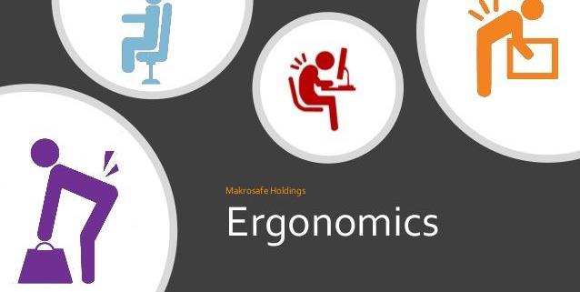 شناسایی و کنترل ریسک فاکتورهای ارگونومی در بازرسی محیط کار