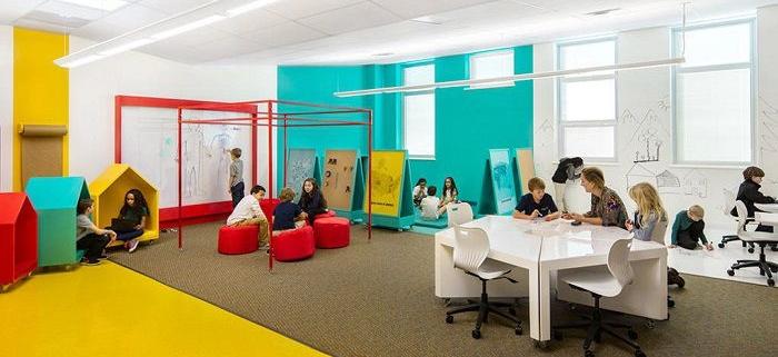 مدیریت طراحی فضای آموزشی