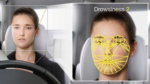 استفاده از پردازش تصویر در تشخیص خواب آلودگی