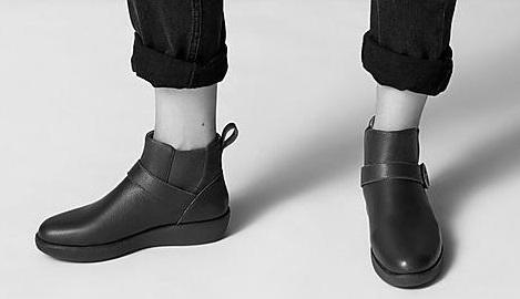 کفش دارای انحنا (Fit -Flop)