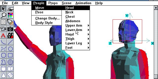 مدل سازی دیجیتالی انسان با استفاده از نرم افزار ManneQuinBE