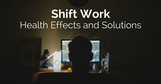شیفت کاری و سلامتی: مشکلات رایج و اقدامات پیشگیرانه