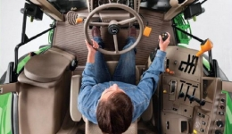 مروری بر طراحی فضای کار اپراتور ماشین های کشاورزی خود گردان