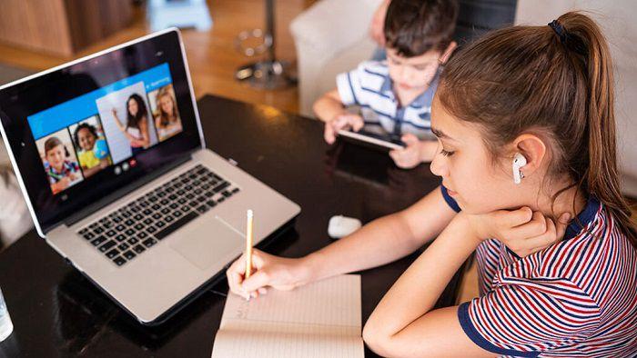 بررسی تاثیر آموزش مجازی بر سلامت دانش آموزان مقطع ابتدایی در همه گیری کووید-19