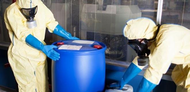 بررسی و مقایسه ی سیستم های رایج جداسازی ایمن مواد شیمیایی ناسازگار