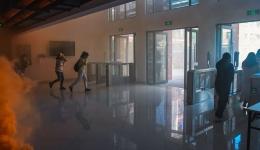 مدیریت تخلیه اضطراری در ساختمانهای بلند