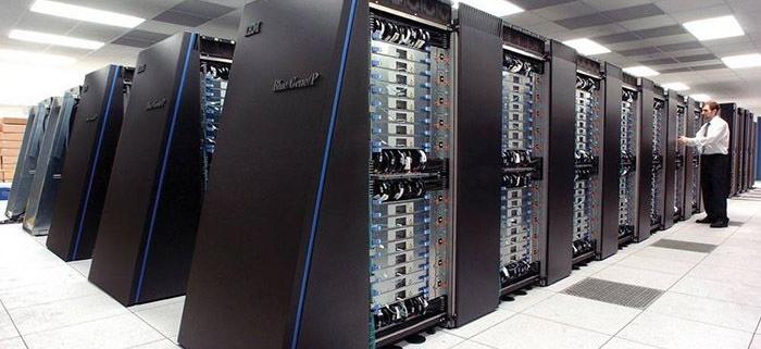 سیستم اطفای حریق اتوماتیک اتاق سرور